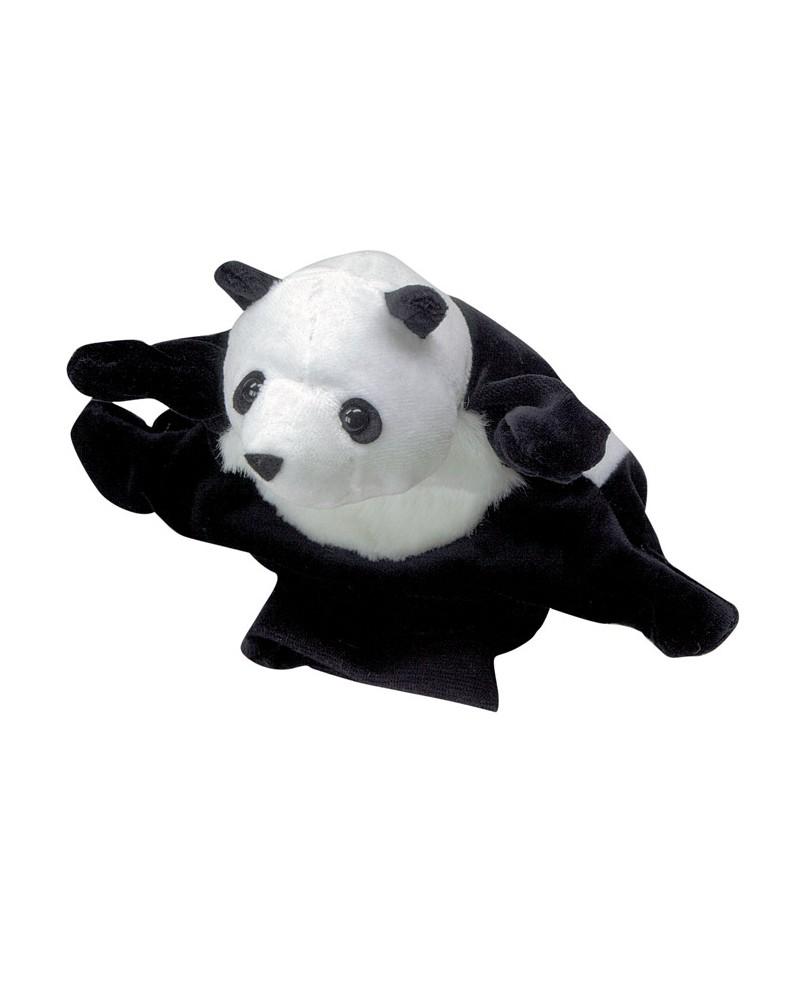 Marionnette Panda Pantins, marionnettes et théâtre  –Serpent à Lunettes