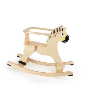 Cheval à bascule avec anneau de sécurité  Jouets à bascule  –Serpent à Lunettes