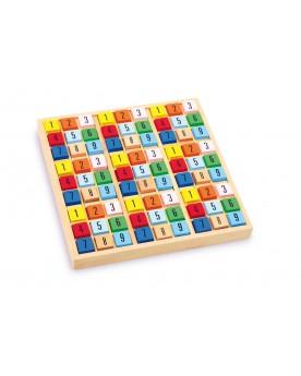 Sudoku Lire, écrire, compter  –Serpent à Lunettes
