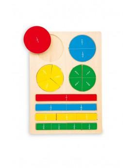 Puzzle «Pros du calcul» Lire, écrire, compter  –Serpent à Lunettes