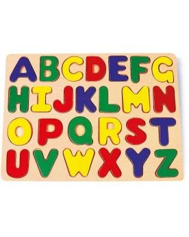 Puzzle à poser «ABC» Puzzles  –Serpent à Lunettes