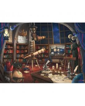Escape puzzle 759 pièces L'observatoire d'astronomie Puzzles et casses-têtes  –Serpent à Lunettes