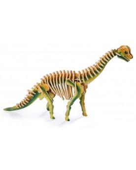 Puzzle 3D Brachiosaure Puzzles  –Serpent à Lunettes