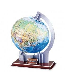 Puzzle 3D Globe Puzzles  –Serpent à Lunettes
