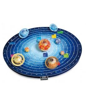 Puzzle 3D Univers Puzzles  –Serpent à Lunettes