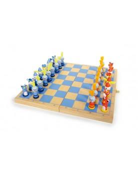 Jeu d'échecs « Chevaliers » Pour 2  –Serpent à Lunettes