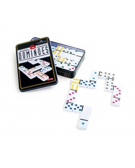 Domino 6 couleurs Pour 2 et plus  –Serpent à Lunettes