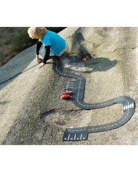 """Circuit souple """"Le roi de la route"""" Circuits et véhicules  –Serpent à Lunettes"""