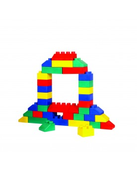 Blocs de construction géants en mousse Blocs de construction  –Serpent à Lunettes