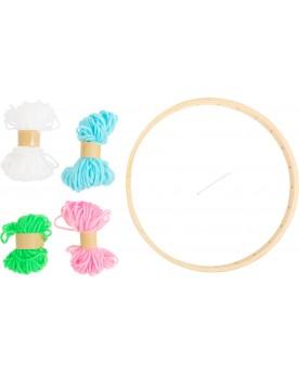 Métier à tisser circulaire Loisirs créatifs, construction, science  –Serpent à Lunettes