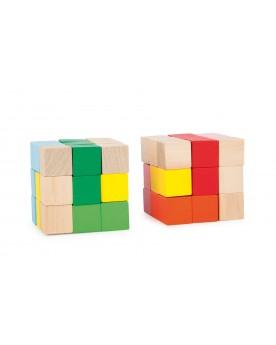 Cube de construction Loisirs créatifs, construction, science  –Serpent à Lunettes