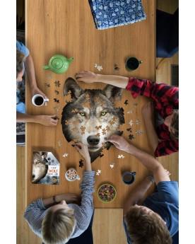 Puzzle 300 pièces Loup Puzzles et casses-têtes  –Serpent à Lunettes