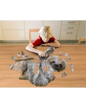 Puzzle 100 pièces Paresseux Puzzles  –Serpent à Lunettes