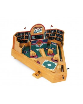 Flipper Baseball Billards, baby-foot...  – Serpent à Lunettes