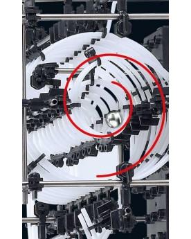 Circuit à billes «Extrême» Circuits et véhicules  –Serpent à Lunettes