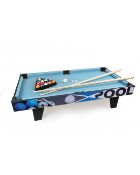 "Billard 8 pool \""Tabletop\\"" Billards, baby-foot...  – Serpent à Lunettes"
