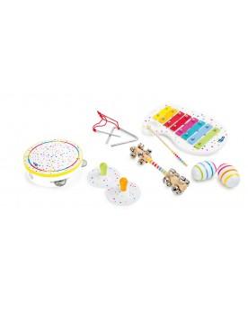 """Set musical \\""""Sound\\"""" Instruments de musique  –Serpent à Lunettes"""