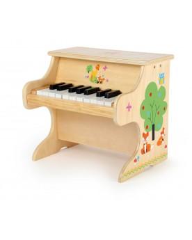 """Piano \\""""Petit renard\\"""" Instruments de musique  –Serpent à Lunettes"""