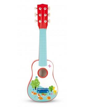 """Guitare \\""""Petit renard\\""""  Instruments de musique  –Serpent à Lunettes"""