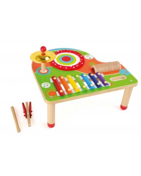 """Table de musique \\""""Notes\\"""" Instruments de musique  –Serpent à Lunettes"""