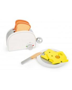 Grille-pain pour la cuisine d'enfant La cuisine  –Serpent à Lunettes