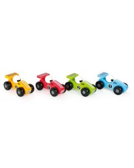 Voiture de course Bolides colorés Circuits et véhicules  –Serpent à Lunettes