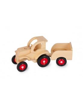 Tracteur avec remorque La ferme  –Serpent à Lunettes
