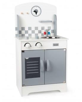 Cuisine Studio avec horloge La cuisine  –Serpent à Lunettes
