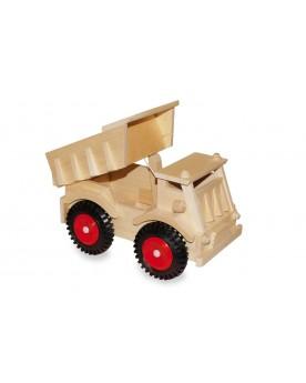 Camion avec roues en plastique Au volant  –Serpent à Lunettes