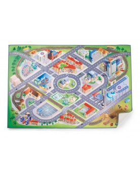 Tapis de jeu «Métropole» Tapis de jeu  –Serpent à Lunettes