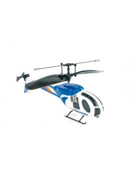 Hélicoptère «Infrarouge», bleu Circuits et véhicules  –Serpent à Lunettes