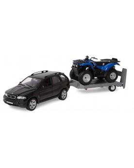 Voiture miniature Ensemble Offroad Circuits et véhicules  –Serpent à Lunettes