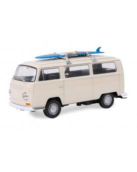 Voiture miniature VW Bus T2 + planche à voile Circuits et véhicules  –Serpent à Lunettes