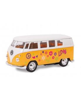 """Voiture miniature \\""""VW ´63 T1 Bus\\""""  Circuits et véhicules  –Serpent à Lunettes"""