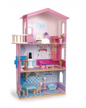 """Maison de poupée """"Sophia"""" Poupées  –Serpent à Lunettes"""