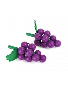 Raisins en bois Marchandes  –Serpent à Lunettes