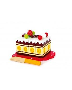 Gâteau d'anniversaire  Le goûter  –Serpent à Lunettes