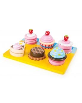 Cupcakes et gâteaux à couper Le goûter  –Serpent à Lunettes