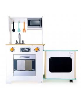 """Cuisine pour enfant avec comptoir \\""""Moderne\\"""" La cuisine  –Serpent à Lunettes"""