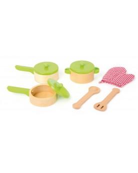 Kit accessoires cuisine pour enfants  La cuisine  –Serpent à Lunettes