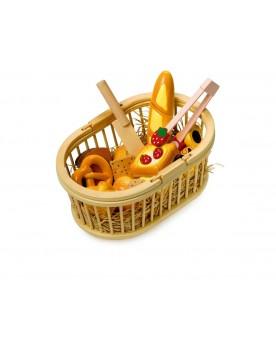 Corbeille de pique-nique Déjeuner et pique-nique  –Serpent à Lunettes