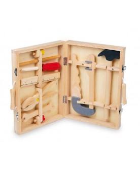 Boîte à outils «Maik» Atelier de bricolage  –Serpent à Lunettes