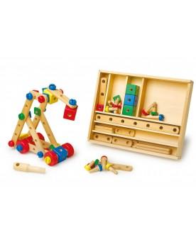 Boîte de construction Atelier de bricolage  –Serpent à Lunettes