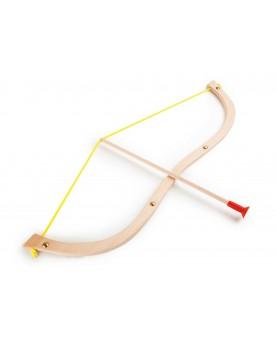 Tir et flèches en bois Sport  –Serpent à Lunettes