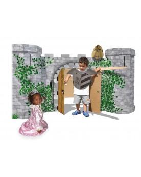 Château fort «Avalon» Costumes et déguisements  –Serpent à Lunettes
