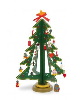 """Déco Arbre de Noël \\""""Féerie de l'hiver"""" Noël  –Serpent à Lunettes"""