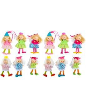 Marionnettes à doigt Princesse Pantins, marionnettes et théâtre  –Serpent à Lunettes