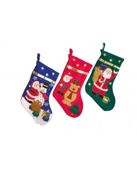 Bottes de Saint-Nicolas Noël  –Serpent à Lunettes