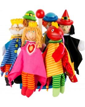 Marionnettes Conte de fée Pantins, marionnettes et théâtre  –Serpent à Lunettes