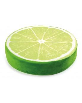 """Coussin \\""""Citron vert\\"""" Mobilier  –Serpent à Lunettes"""